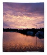 Malthouse Broad Fleece Blanket
