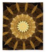 Mandala 014-1 Fleece Blanket
