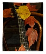 Mandolin Autumn 1 Fleece Blanket