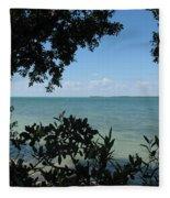 Mangrove Fleece Blanket
