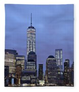 Manhattan Fleece Blanket