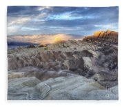 Manly Beacon Fleece Blanket