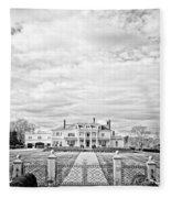 Mansion Rye New Hampshire Open Edition Fleece Blanket