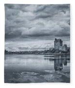 Many Rains Ago Fleece Blanket