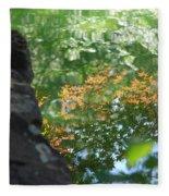 Maple Reflections Fleece Blanket