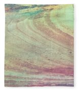 Marble Background Fleece Blanket
