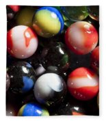 Marble King Marbles 1 Fleece Blanket