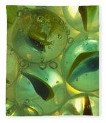 Marbles Cat Eyes Soda 1 D Fleece Blanket