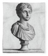 Marcus Annius Verus Fleece Blanket