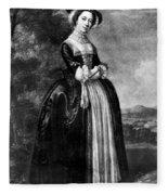 Margaret Woffington (c1714-1760) Fleece Blanket