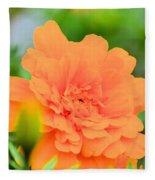 Marigold Fleece Blanket