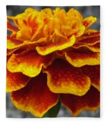 Marigold Fleece Blanket