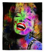 Marilyn Fleece Blanket