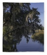 Marsh Creek Fleece Blanket