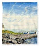 Marshall Point Fleece Blanket