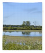 Marshland Fleece Blanket