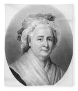Martha Washington (1732-1802) Fleece Blanket