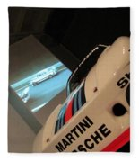Martini Memories Fleece Blanket