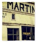 Martins General Store Fleece Blanket