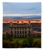 Mary Hill Museum Fleece Blanket