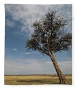 Masai Mara National Reserve Fleece Blanket