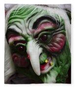 Masks Fright Night 5 Fleece Blanket