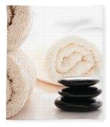 Massage Ready Fleece Blanket