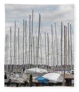 Glen Cove Mast Appeal Fleece Blanket