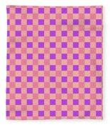 Matrix Fleece Blanket