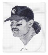 Mattingly Fleece Blanket