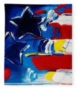 Max Americana Fleece Blanket