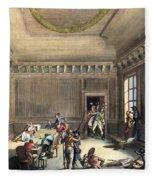 Maximilien Robespierre (1758-1794) Fleece Blanket