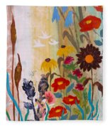 May Melody Fleece Blanket