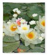 May Pond Fleece Blanket