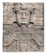 Maya Copan Fleece Blanket
