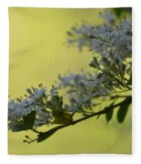 May's Soft Whispers Fleece Blanket