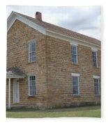 Maysville Schoolhouse Fleece Blanket