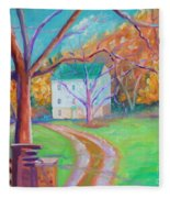 Mc Donalds Mill Fleece Blanket
