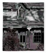 Mcalmond House Fleece Blanket