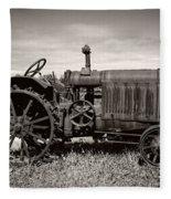Mccormick Deering 15-30 Fleece Blanket