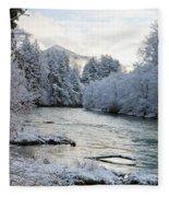 Mckenzie River Fleece Blanket