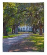 Mcleod Plantation Fleece Blanket