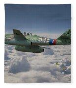 Me 262 - Stormbird Fleece Blanket