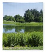 Meadow Lake Fleece Blanket