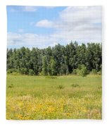 Meadowland Fleece Blanket