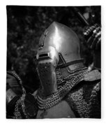 Medieval Faire Knight's Victory 2 Fleece Blanket
