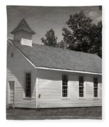 Meeting House Fleece Blanket