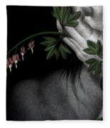 Melancholy Fleece Blanket