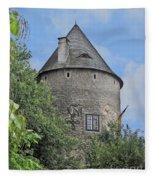 Melk Medieval Tower Fleece Blanket