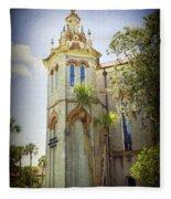 Memorial Presbyterian Church Fleece Blanket